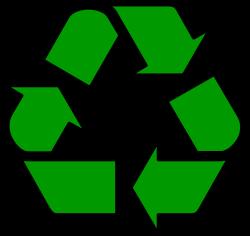 Photo: http://en.wikipedia.org/wiki/Recycling_symbol